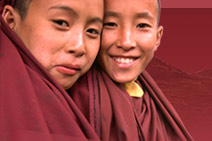 Budhist Monks